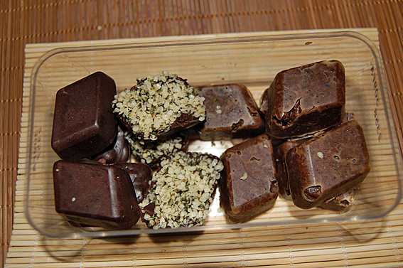 Полезния шоколад