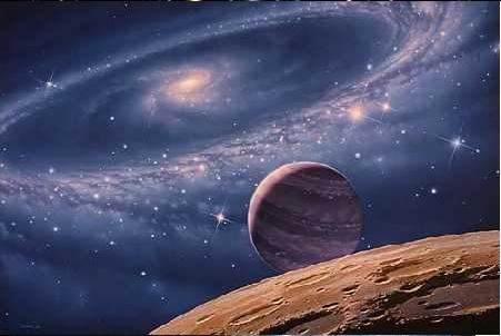 Галактическа приказка