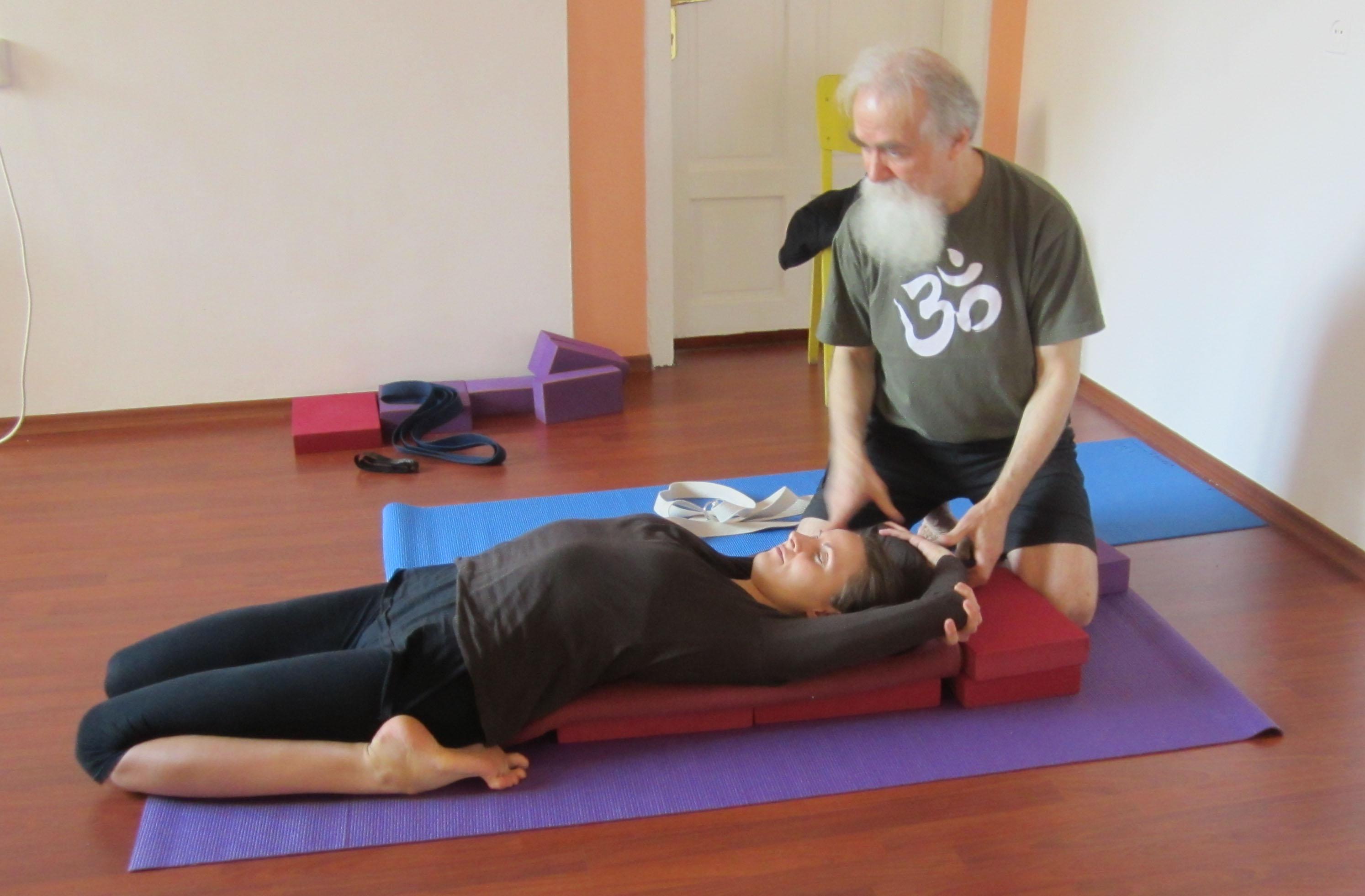 Чудото на Айенгар йога