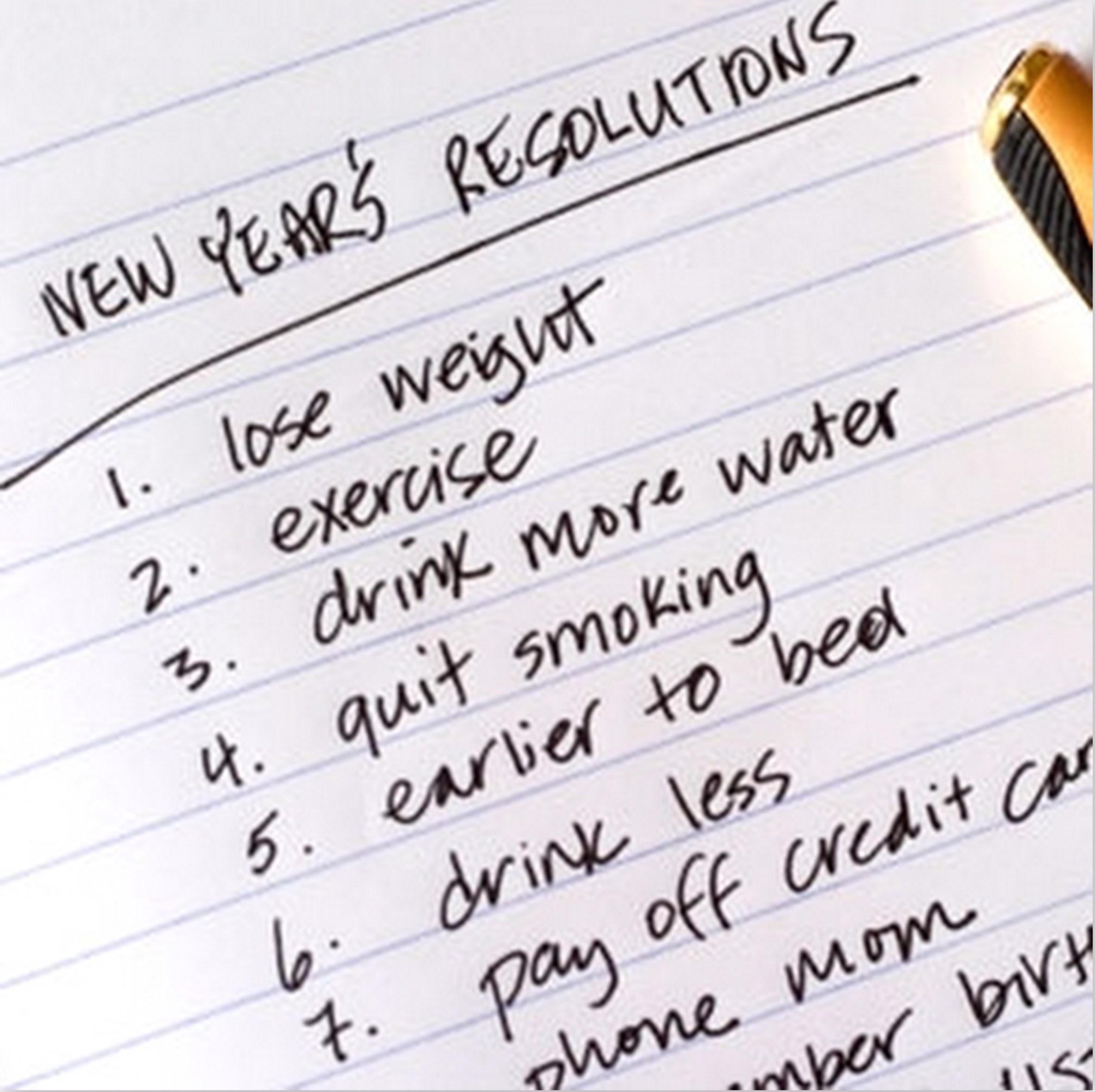 След Новогодишните обещания
