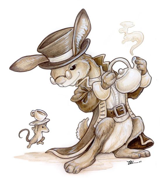 Лудориите на Мартенския заек и новите енергии