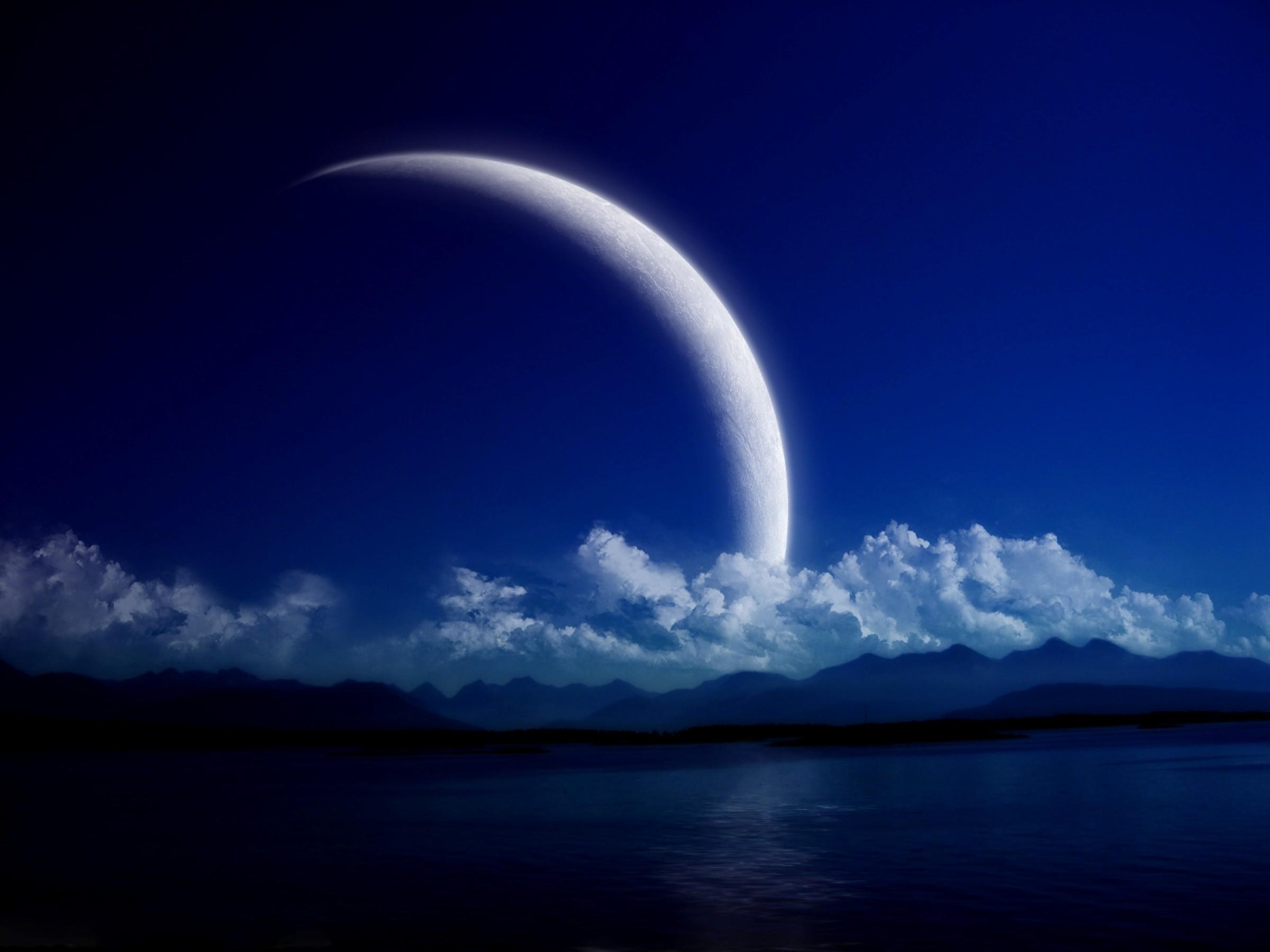 Новата Луна и новото чисто зърно в съзнанието