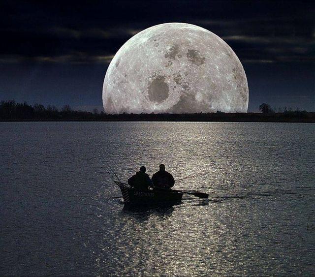 Лунно затъмнение на 28.11.2012. Да открием свободата и различната гледна точка!