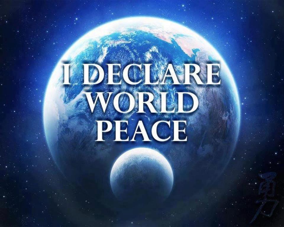 Договор за световен мир – 21 март 2013