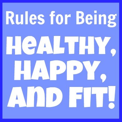 Моите простички правила за добро здраве и тонус