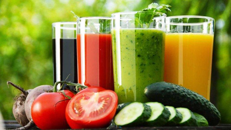 5 храни, които помагат за детоксикацията на тялото