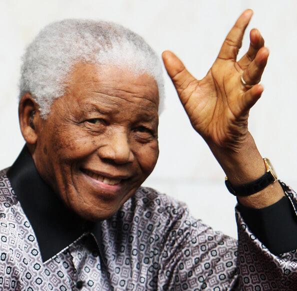 Светъл път, Нелсън Мандела!