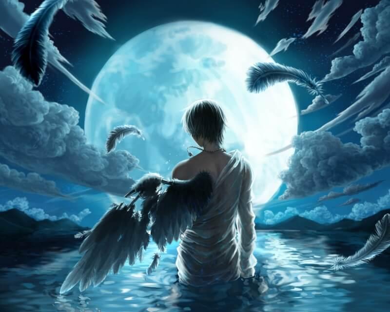 full moon_fallen