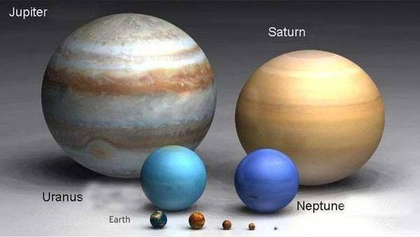 Танцът на Марс, Сатурн и Юпитер – една напред, две назад