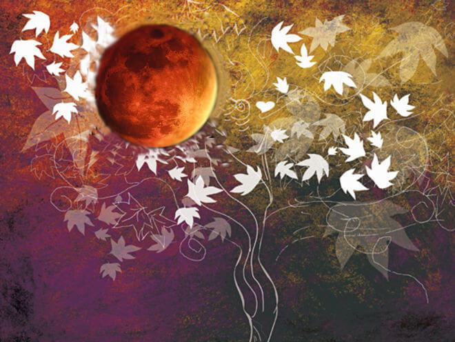 Новолунието във Везни озарява есента