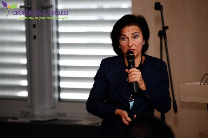 Д-р Мария Папазова: Ракът е призив за действие и пробуждане на безусловната любов! Антирак стратегия.