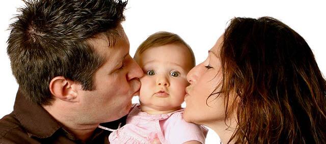 Детето е учителят и кармата на родителите