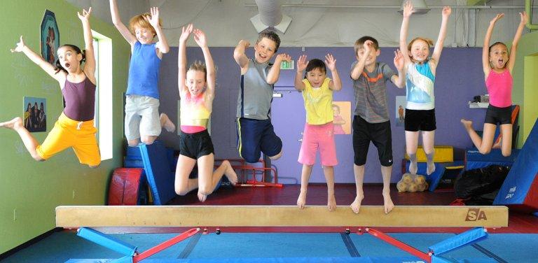 The Little Gym: Сбъднатата мечта в София за деца и родители