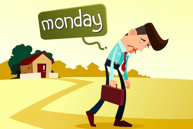 5 начина да се справиш с трудните понеделници