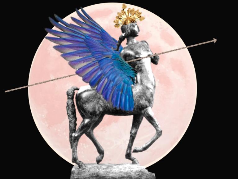 Пълнолуние в Стрелец –  войнстваща енергия и духовно разгръщане в едно